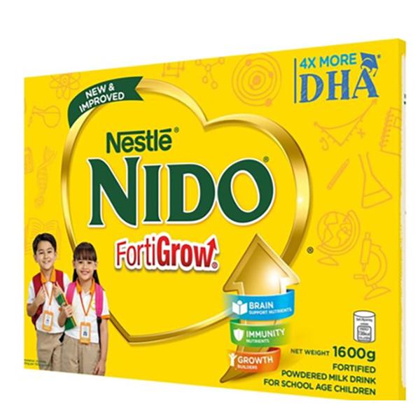 Nido Fortigrow Powedered Milk Drink 1.6Kg
