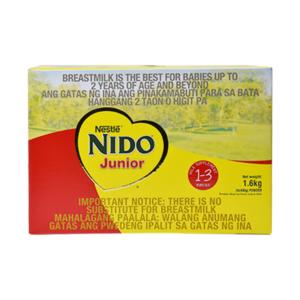 Nido Junior 1.6Kg