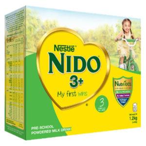 Nido 3 Pre-School Powdered Milk Drink 1.2Kg