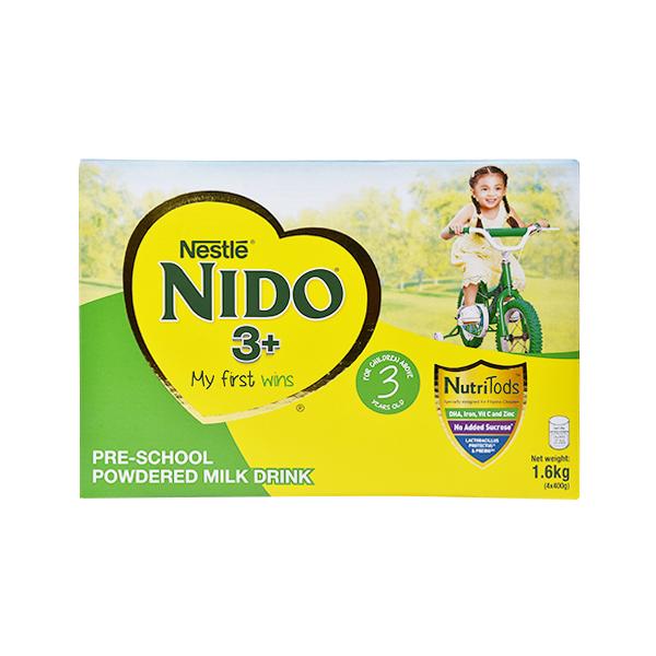 Nido 3 Pre-School Powdered Milk Drink 1.6Kg