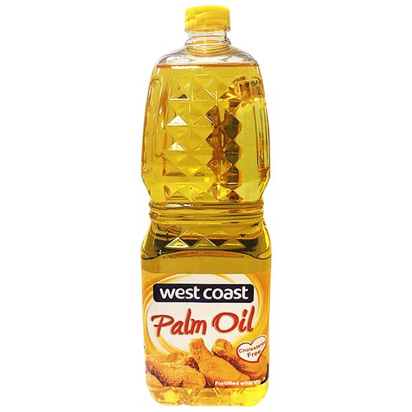 West Coast Palm Oil Pet Bottle 2L