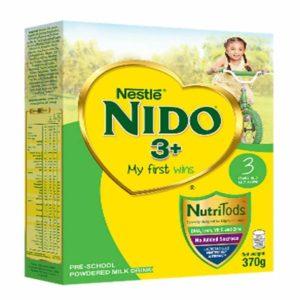 Nido 3 Pre-School Powdered Milk Drink 370G