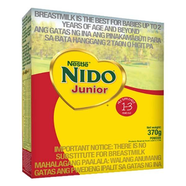 Nido Junior 370G
